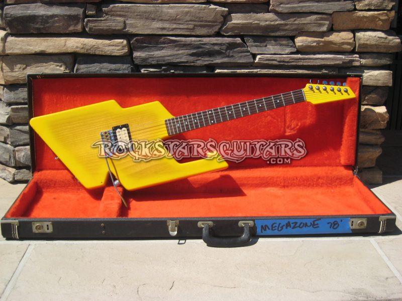 Eddie Van Halen S 1977 1978 Karl Sandaval Megazone Rock Stars Guitars